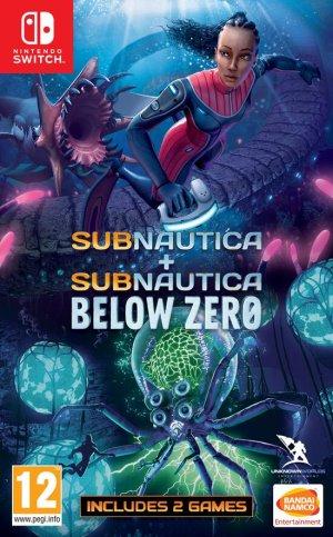 Cover Subnautica: Below Zero