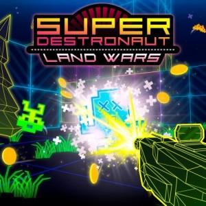 Cover Super Destronaut: Land Wars