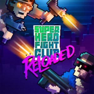 Cover Super Hero Fight Club: Reloaded