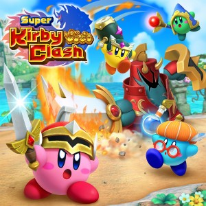 Cover Super Kirby Clash