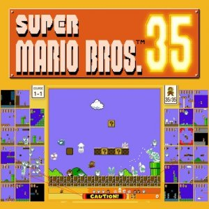 Cover Super Mario Bros. 35
