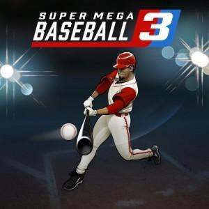 Cover Super Mega Baseball 3 (Nintendo Switch)