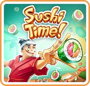 Cover Sushi Time!