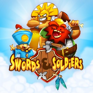 Cover Swords & Soldiers