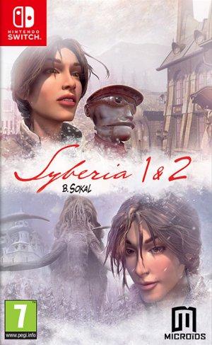 Cover Syberia 1 & 2