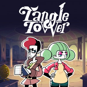 Cover Tangle Tower