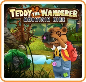 Cover Teddy The Wanderer: Mountain Hike