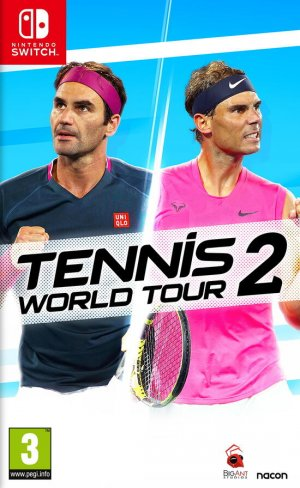 Cover Tennis World Tour 2 (Nintendo Switch)