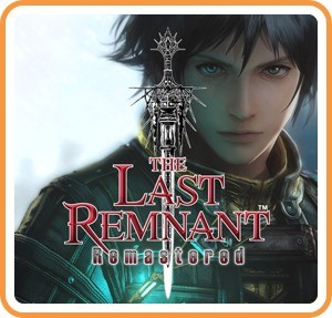 Cover The Last Remnant Remastered