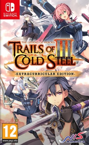 Cover The Legend of Heroes: Trails of Cold Steel III (Nintendo Switch)