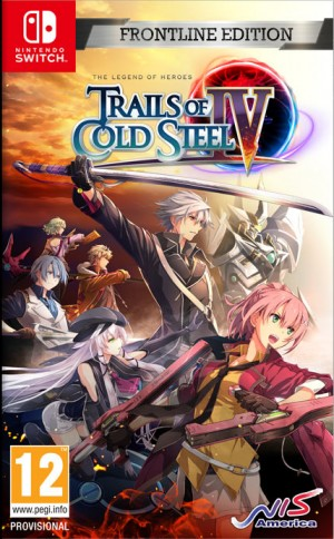 Cover The Legend of Heroes: Trails of Cold Steel IV