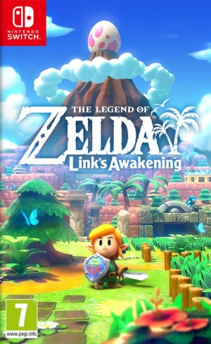 Cover The Legend of Zelda: Link's Awakening (Nintendo Switch)