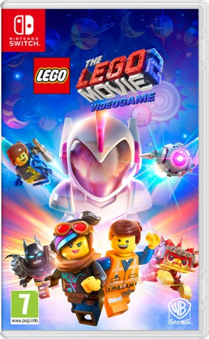 Cover The LEGO Movie 2 Videogame (Nintendo Switch)