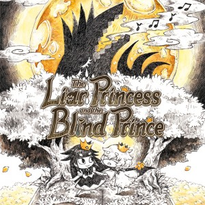 Cover The Liar Princess and the Blind Prince