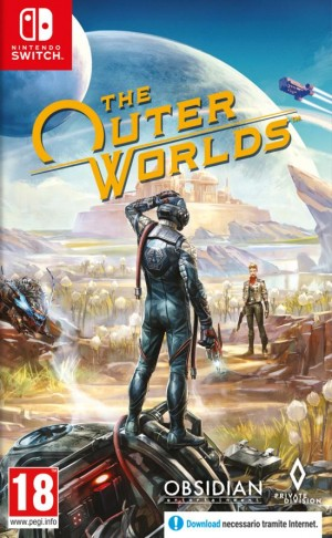 Cover The Outer Worlds (Nintendo Switch)