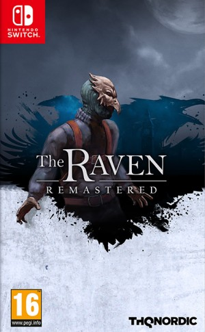 Cover The Raven Remastered (Nintendo Switch)