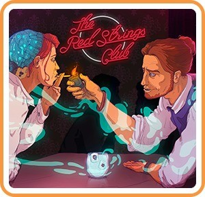 Cover The Red Strings Club (Nintendo Switch)