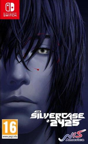 Cover The Silver Case 2425