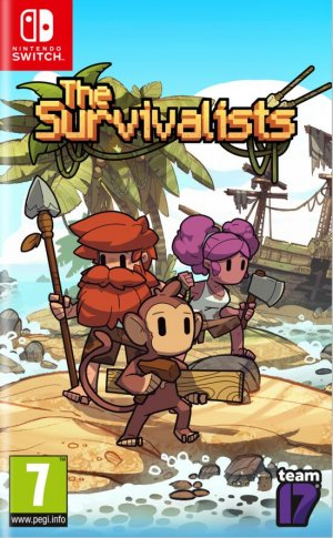 Cover The Survivalists (Nintendo Switch)