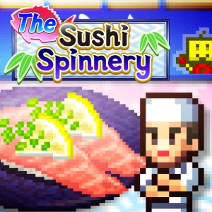 Cover The Sushi Spinnery