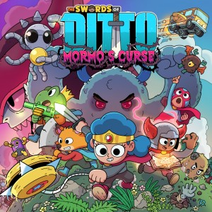 Cover The Swords of Ditto: Mormo's Curse