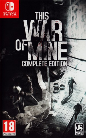 Cover This War of Mine: Complete Edition (Nintendo Switch)