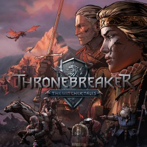 Cover Thronebreaker: The Witcher Tales