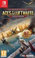 Cover Aces of the Luftwaffe - Squadron (Nintendo Switch)