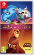 Cover Disney Classic Games: Aladdin and the Lion King