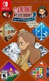 Cover Layton's Mystery Journey: Katrielle and The Millionaires' Conspiracy (Nintendo Switch)
