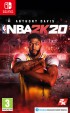 Cover NBA 2K20 (Nintendo Switch)