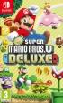 Cover New Super Mario Bros. U Deluxe per Nintendo Switch