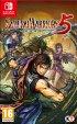 Cover Samurai Warriors 5