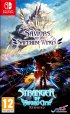 Cover Saviors of Sapphire Wings & Stranger of Sword City Revisited