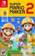 Cover Super Mario Maker 2 - Nintendo Switch