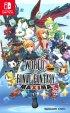 Cover World of Final Fantasy Maxima