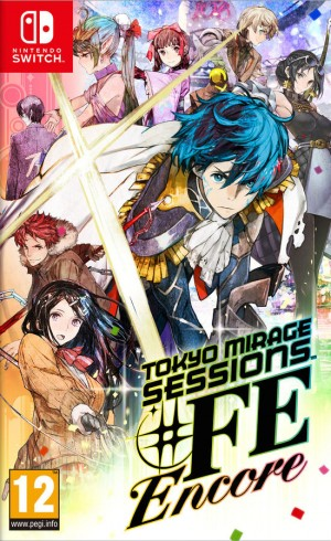 Cover Tokyo Mirage Sessions #FE Encore (Nintendo Switch)