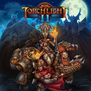 Cover Torchlight II