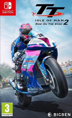 Cover TT Isle of Man: Ride On The Edge 2 (Nintendo Switch)