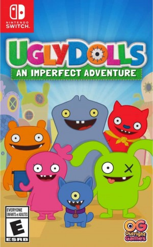 Cover UglyDolls: An Imperfect Adventure
