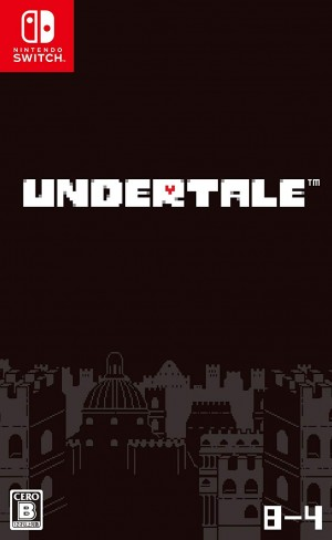 Cover UNDERTALE (Nintendo Switch)