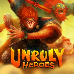 Cover Unruly Heroes (Nintendo Switch)