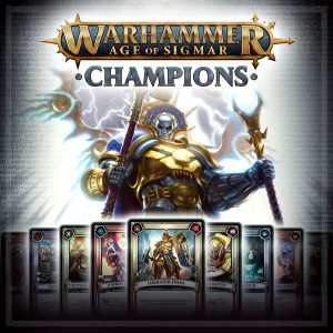 Cover Warhammer Age of Sigmar: Champions