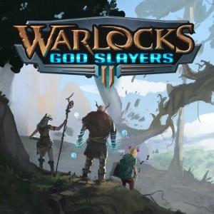 Cover Warlocks 2: God Slayers