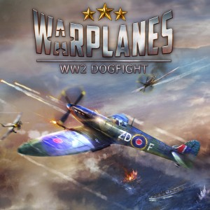 Cover Warplanes: WW2 Dogfight