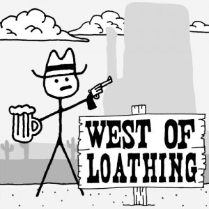 Cover West of Loathing