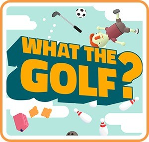 Cover WHAT THE GOLF?