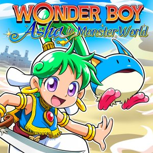Cover Wonder Boy: Asha in Monster World