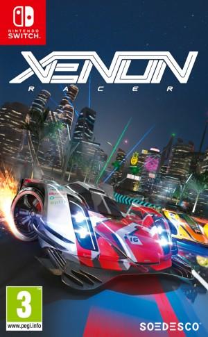 Cover Xenon Racer (Nintendo Switch)