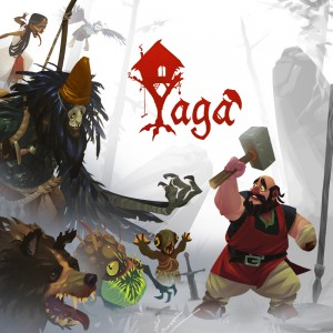 Cover Yaga (Nintendo Switch)